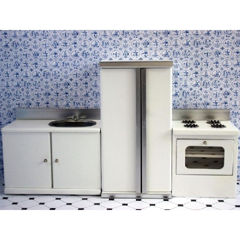 Fitted Kitchen Set - 3 pieces
