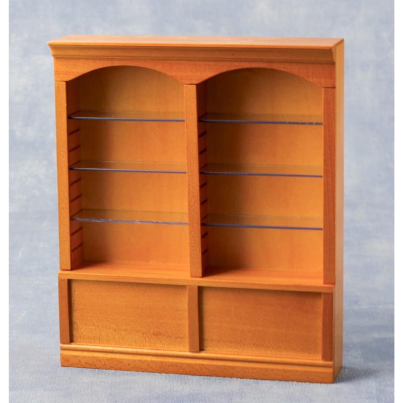Deluxe Double Shelves Pine