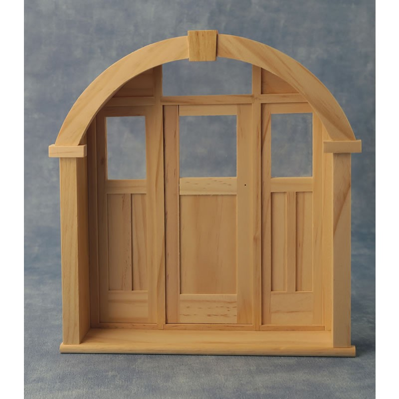 Dolls House Emporium Mountfield Porch Door