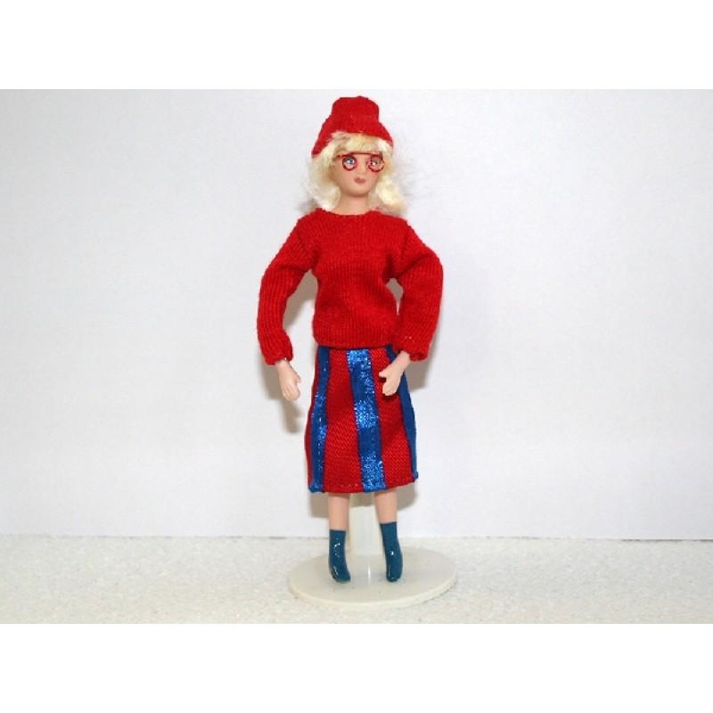 Velma - The Student