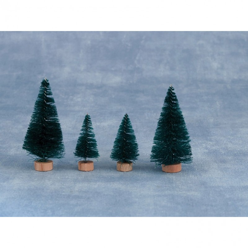 8 Mini Conifers Asst