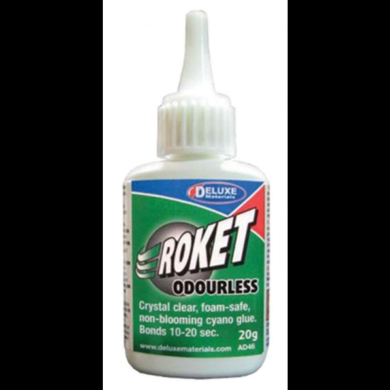 Roket Odourless Glue 20g