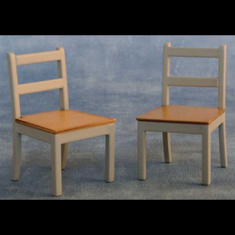 Modern Chairs pk2 Grey/Pine