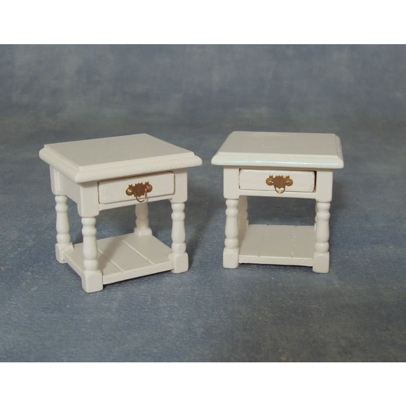 Bare Essentials Bedside Table pk2