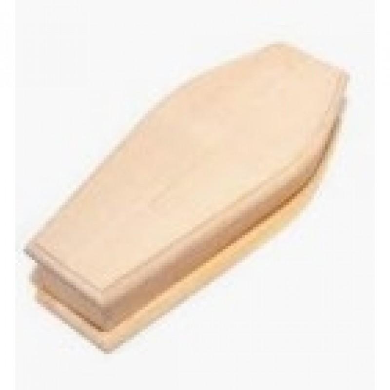 Bare Essentials Coffin