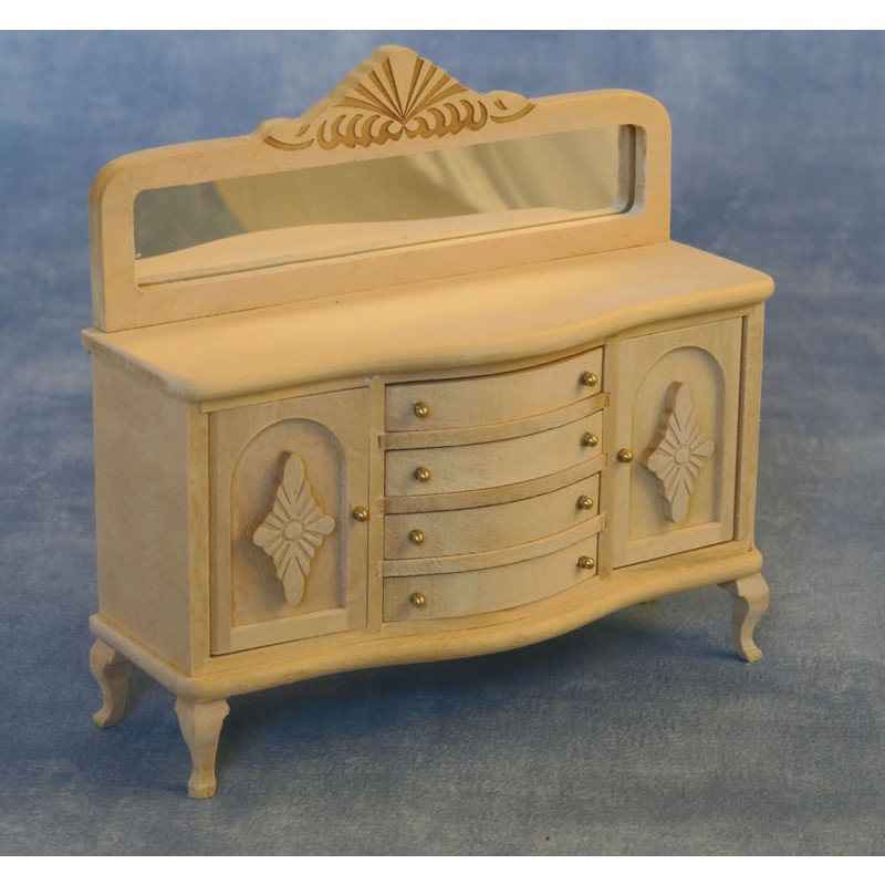 Bare Essentials Buffet Side Table