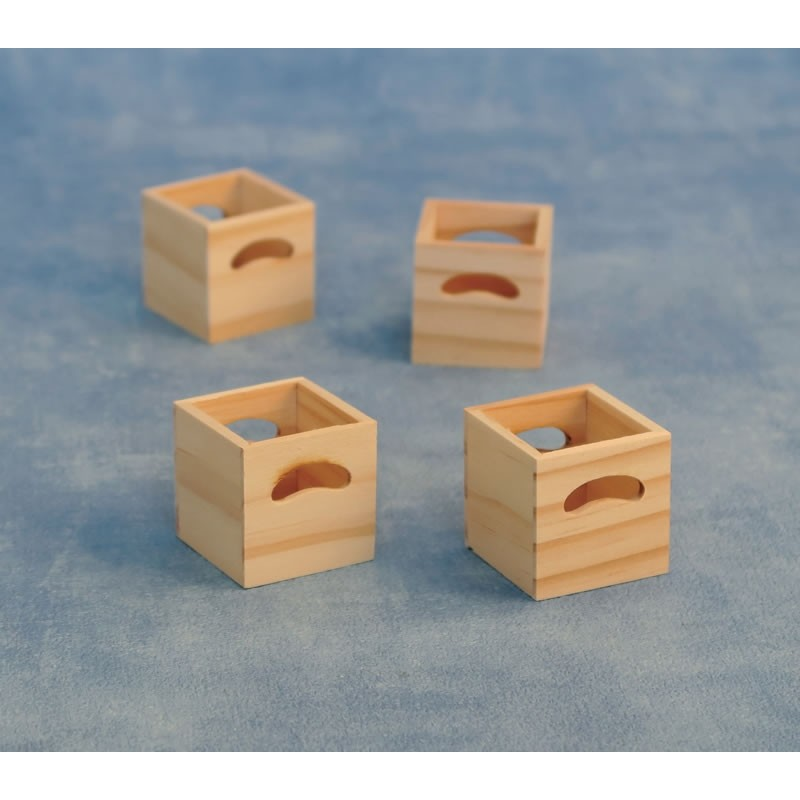 Storage Boxes pk 4
