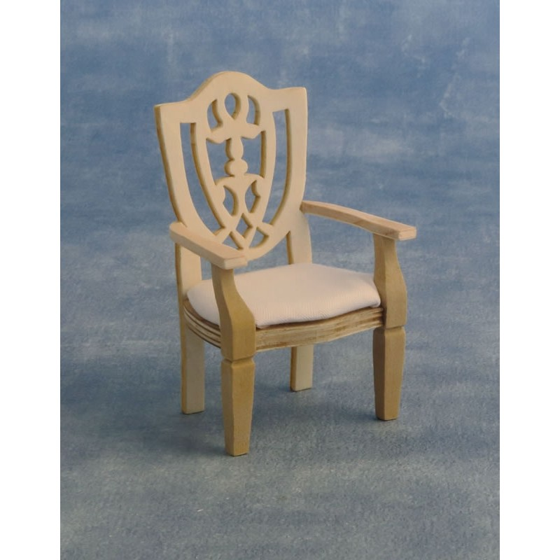 Carver Shield Chair