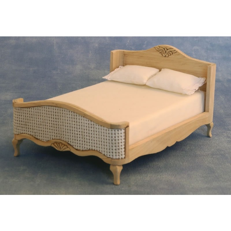 Bare Essentials French-Style Double Bed
