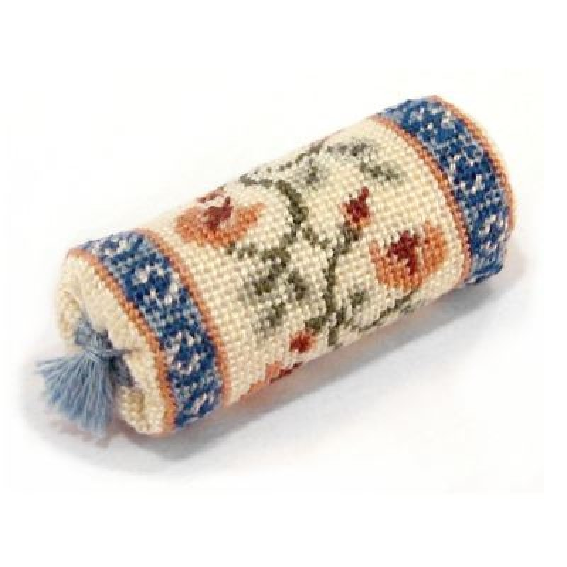 Eleanor Dolls' House Needlepoint Bolster Cushion Kit