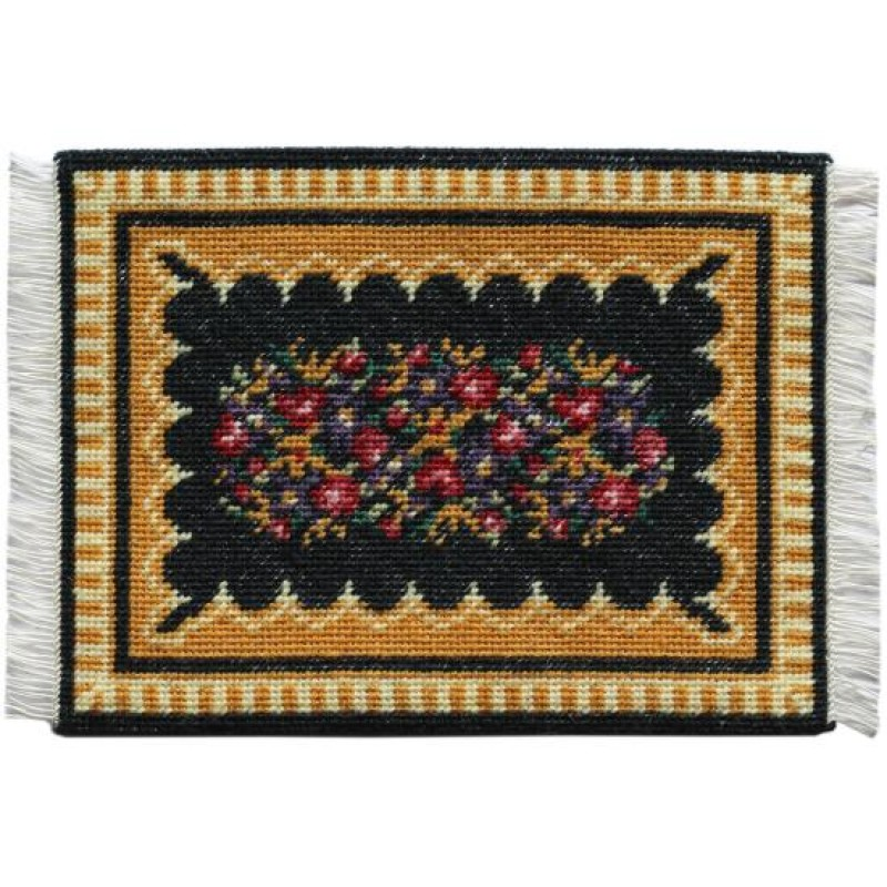 Berlin Woolwork Dolls' House Needlepoint Medium Carpet Kit