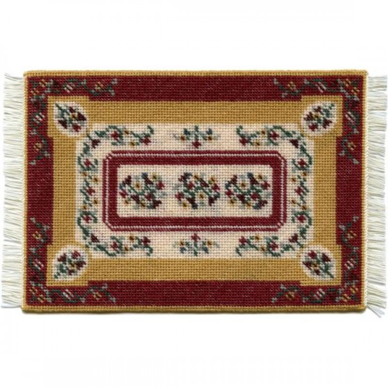 Esther Dolls' House Needlepoint Medium Carpet Kit