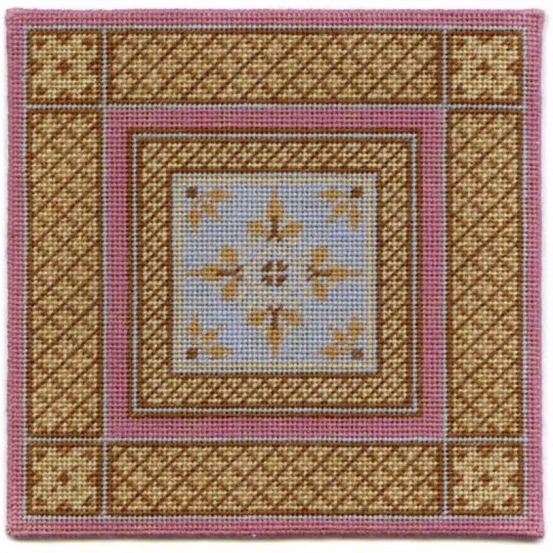 Isobel Dolls' House Needlepoint Medium Carpet Kit