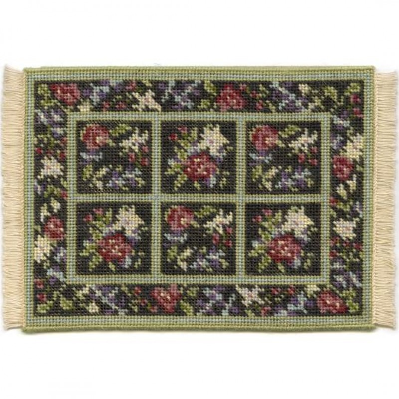 Jessica Dolls' House Needlepoint Medium Carpet Kit