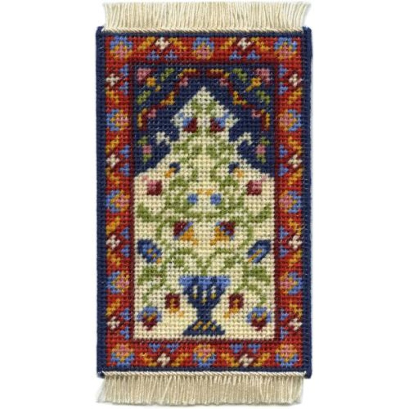 Natalia Dolls' House Needlepoint Small Carpet Kit