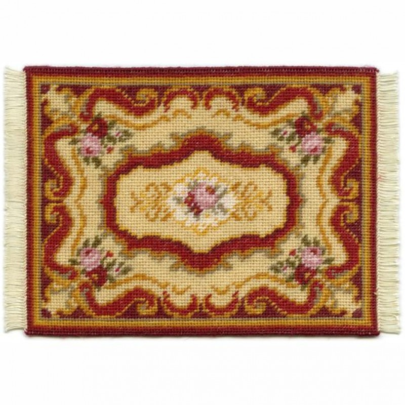 Sarah Dolls' House Needlepoint Medium Carpet Kit