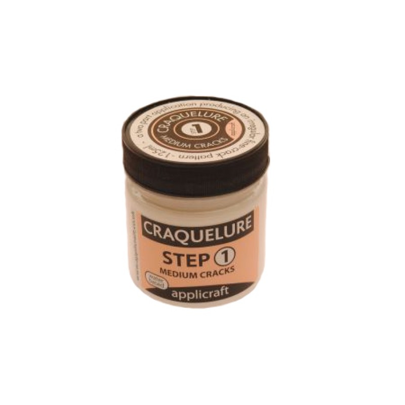 Craquelure Step 1 Medium Crack 100ml