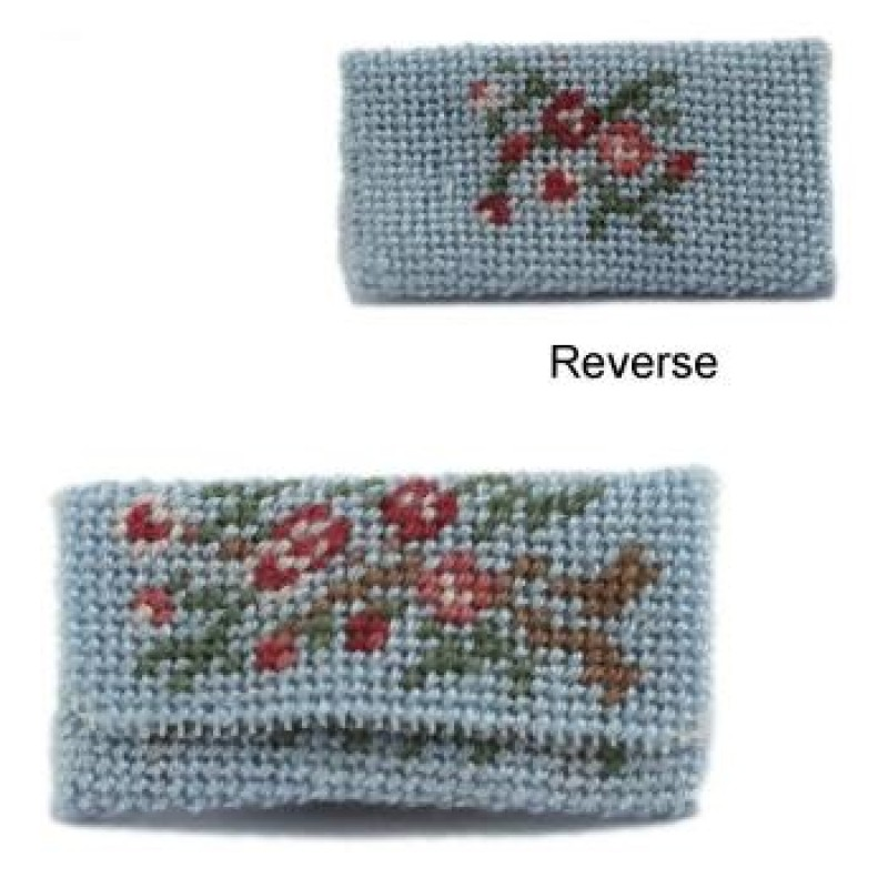 Bouquet Dolls' House Needlepoint Clutch Bag Kit