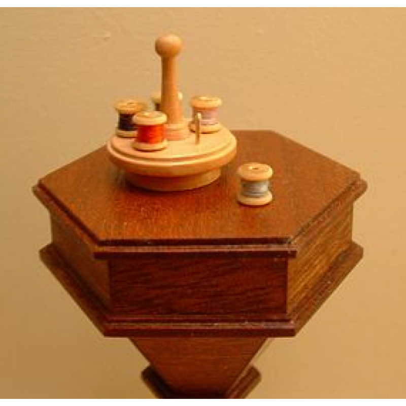 Small Cotton Reel Holder