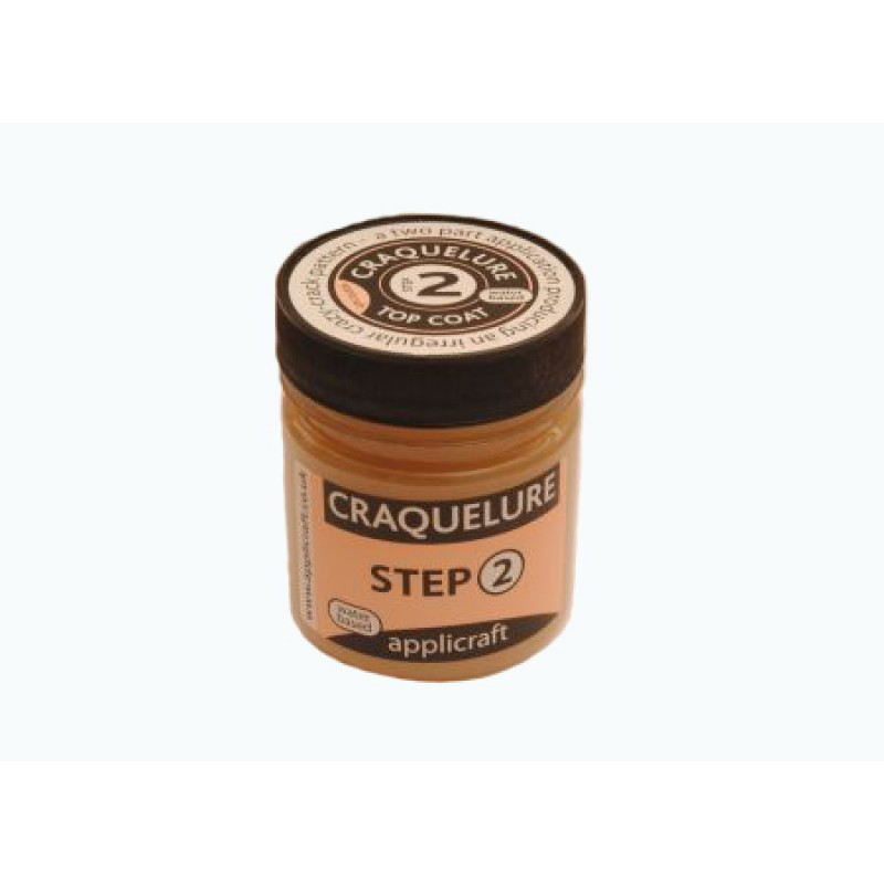Craquelure Step 2 Top Coat 100ml