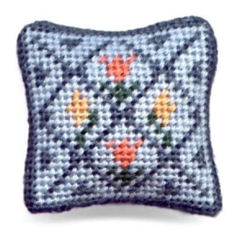 Flora Dolls' House Needlepoint Cushion Kit