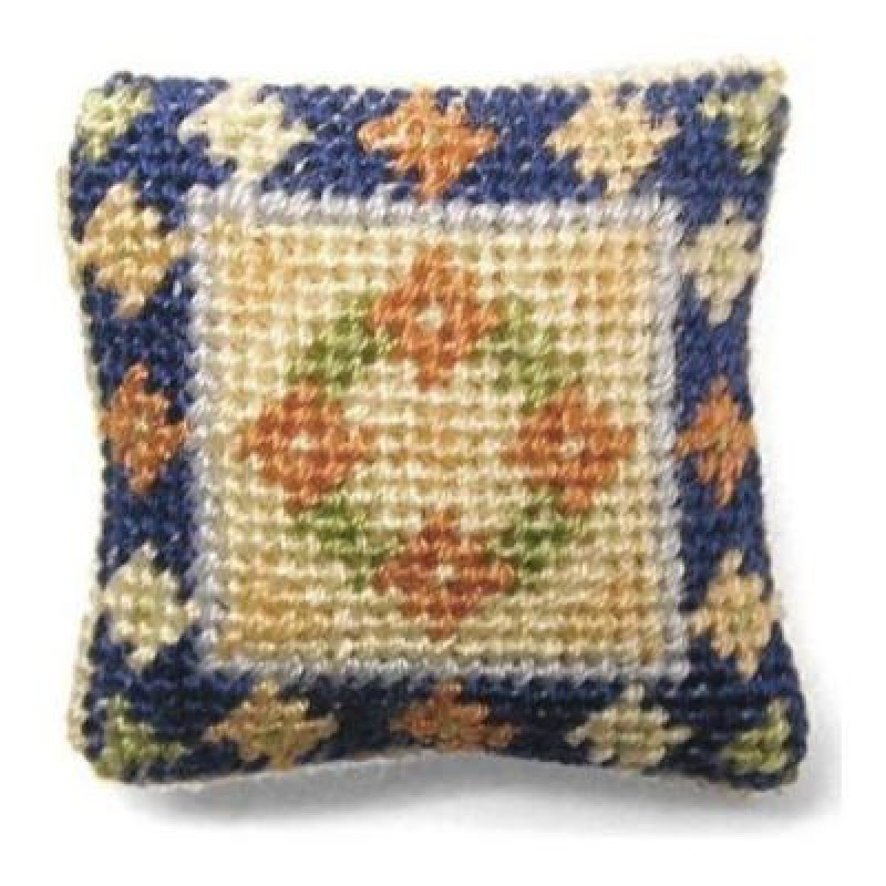 Gwen (cream) Dolls' House Needlepoint Cushion Kit