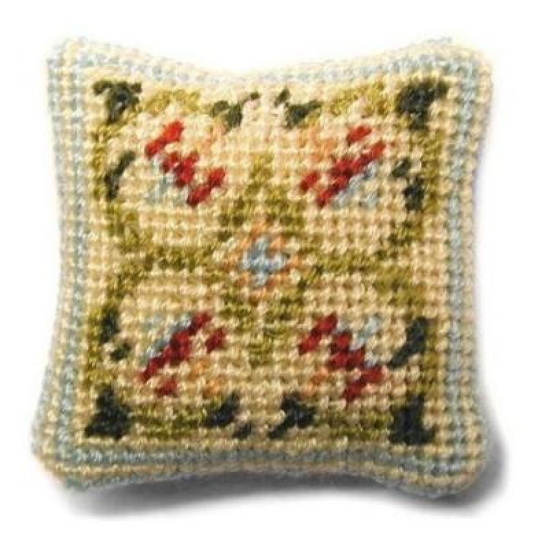 Prudence (cream) Dolls' House Needlepoint Cushion Kit