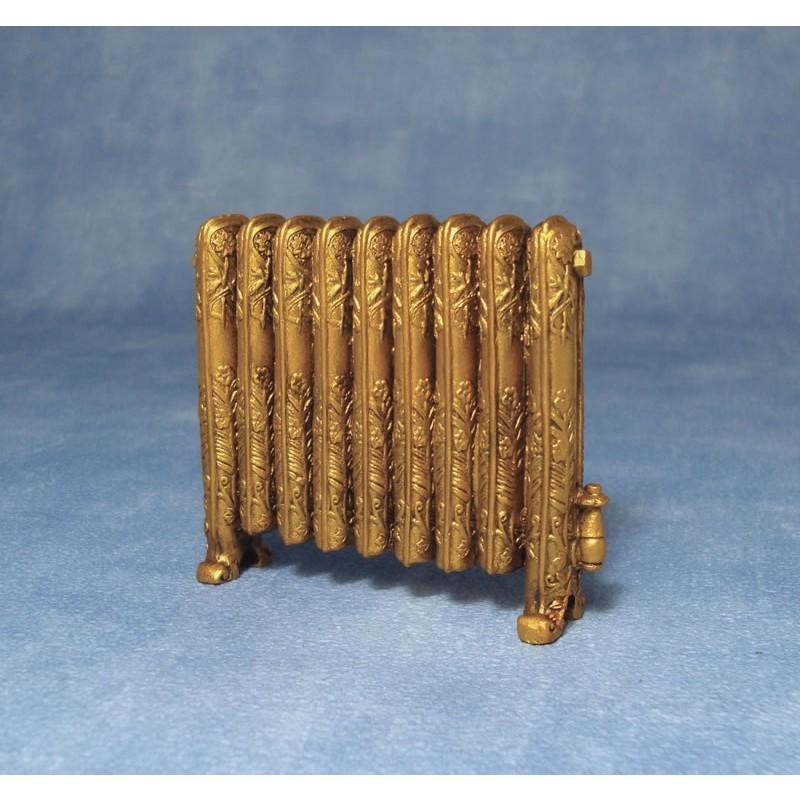 Radiator Antique Gold