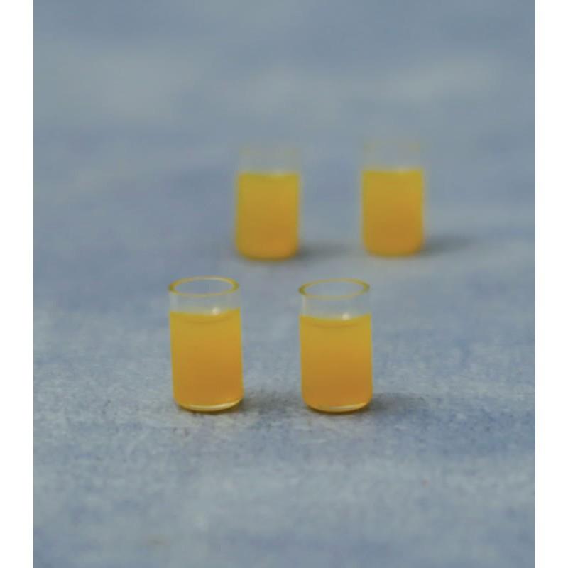 Streets Ahead Set of 4 Juice Glasses