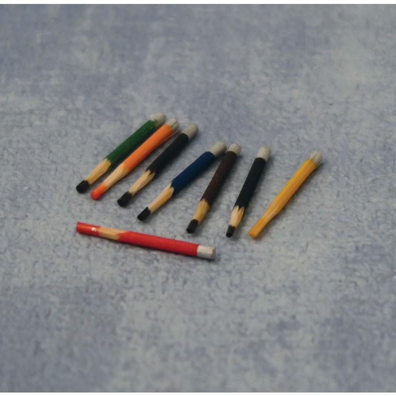 Streets Ahead Pencils pk8