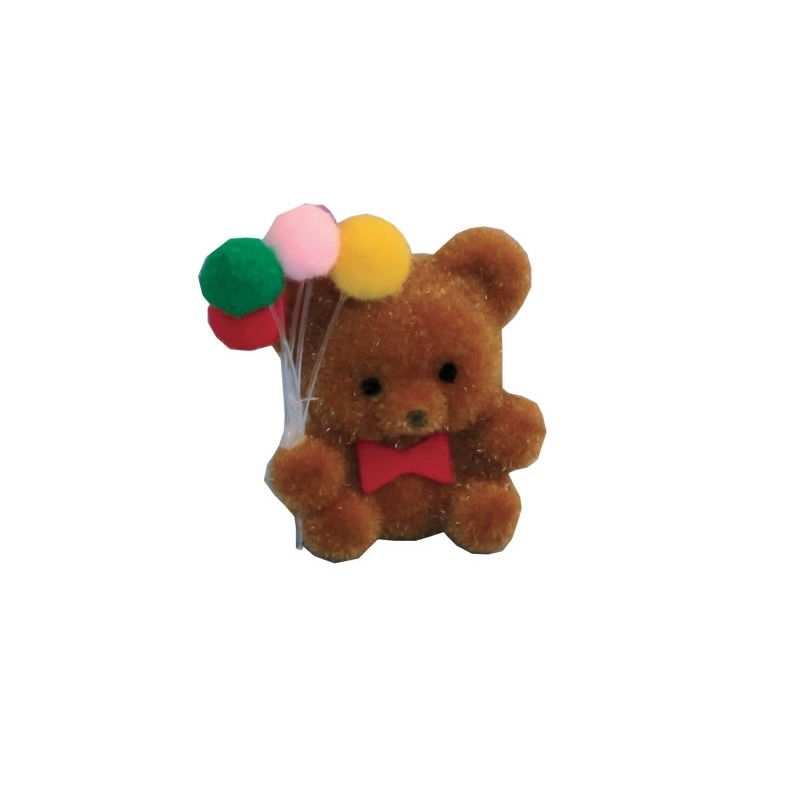 Teddy & Balloons