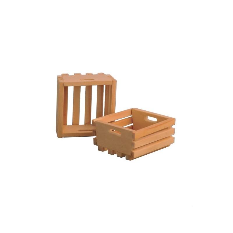 Slatted Crates pk 2