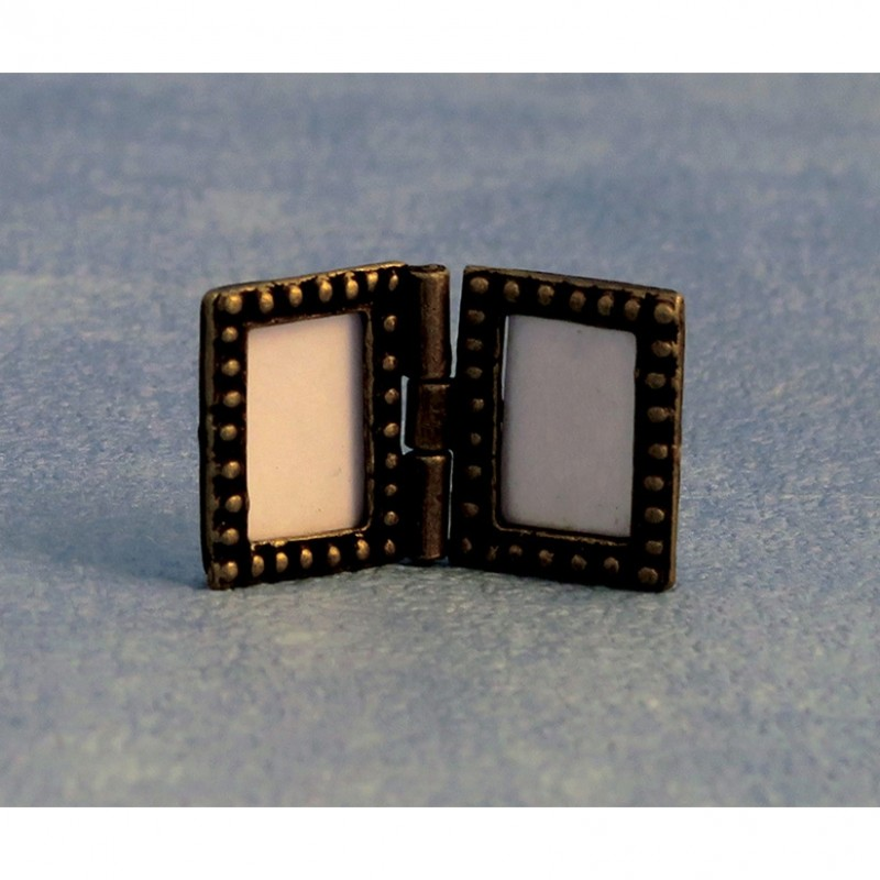 Double Beaded Picture Frame