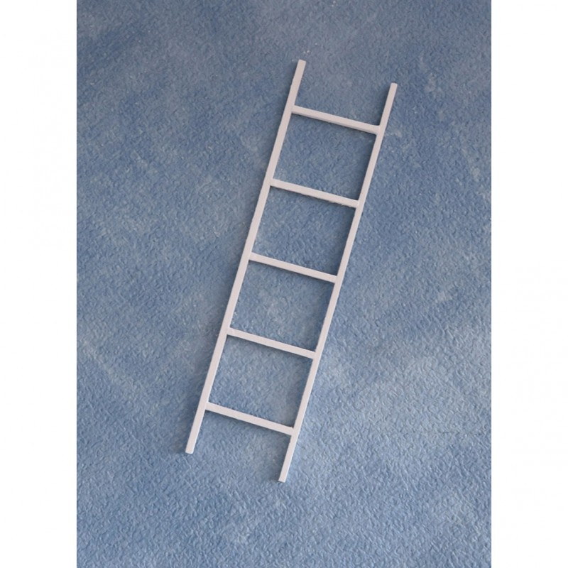 Small White Ladder