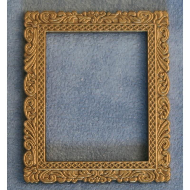 Ornate Metal Frame