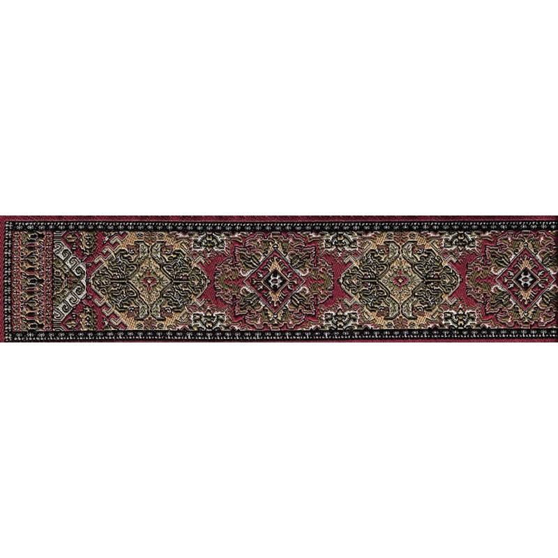 Turkish Stair Carpet Red/Green