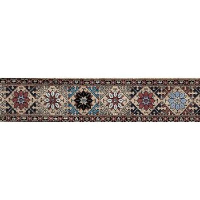 Turkish Stair Carpet Dark Beige