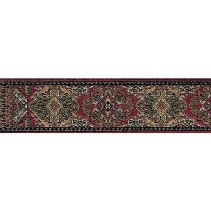 Turkish Stair Carpet Red