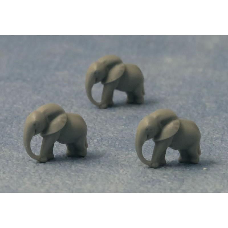 Babettes Miniaturen Elephant 12pcs