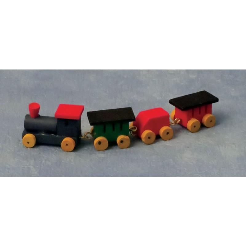 Babettes Miniaturen Wooden Train