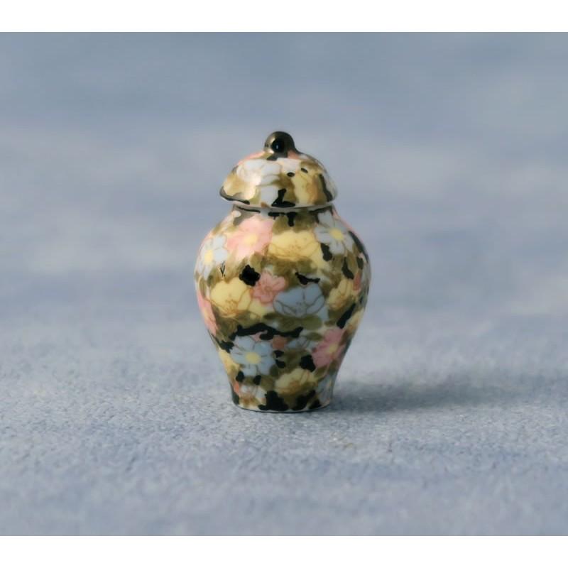 Babettes Miniaturen Ginger Jar Blue