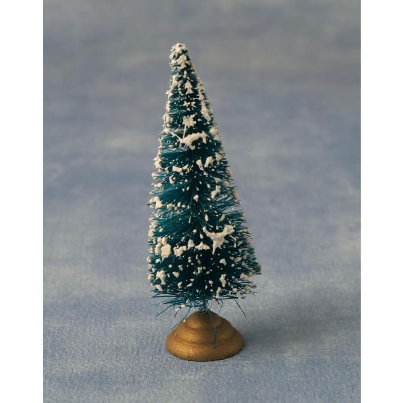 Babettes Miniaturen Christmas Tree Snowy 10 cm