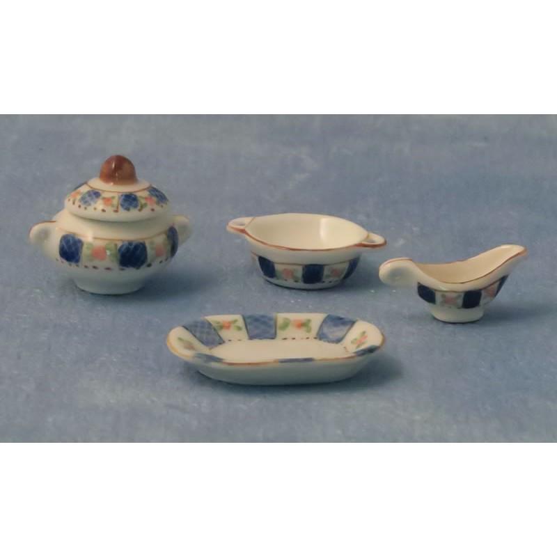 Babettes Miniaturen Table Service