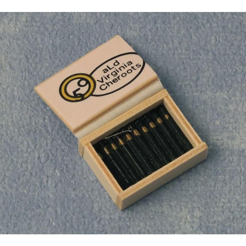 Babettes Miniaturen Cigar Box