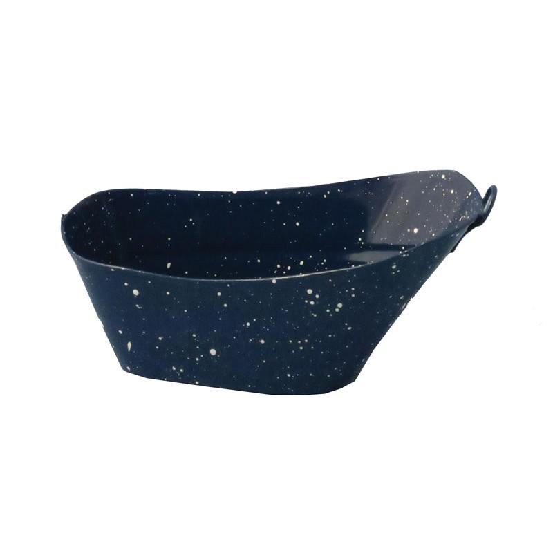 Babettes Miniaturen Tin Bath Tub