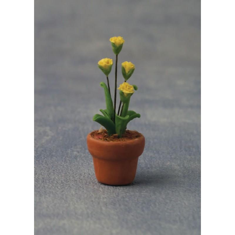 Babettes Miniaturen Cloves in Pot