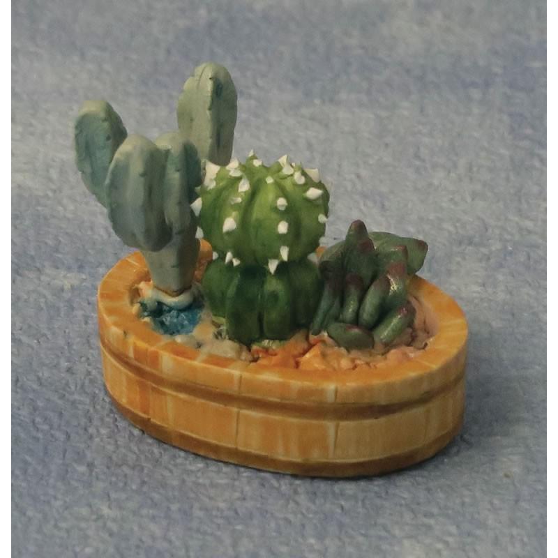 Babettes Miniaturen Cactus bowl