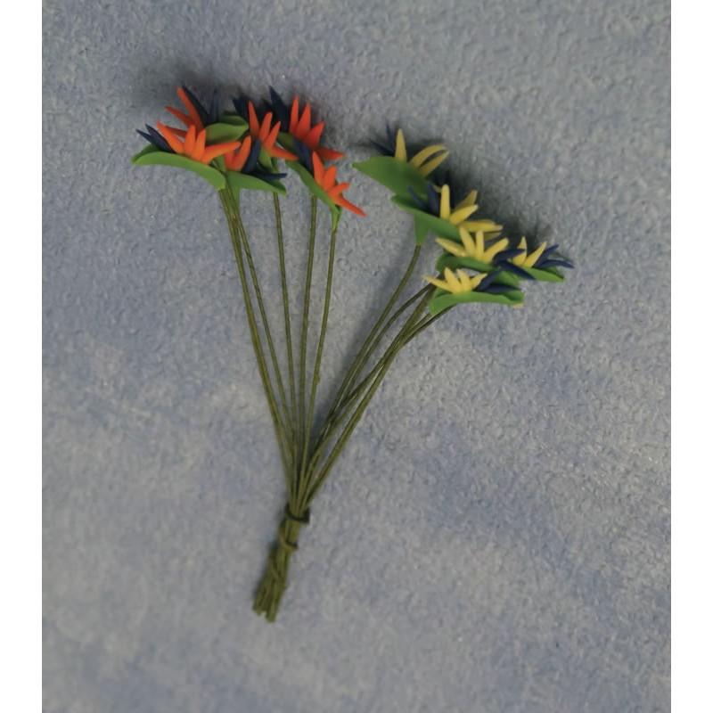 Babettes Miniaturen 12 Flowers Asst