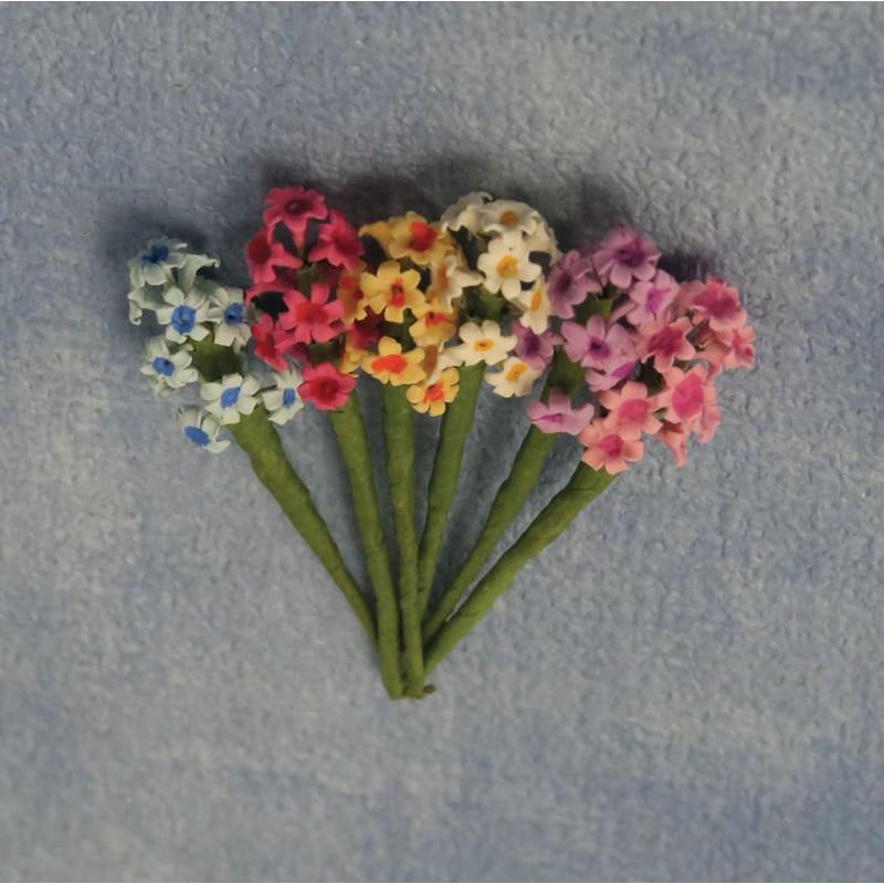 Babettes Miniaturen Hyacinth 6 pcs