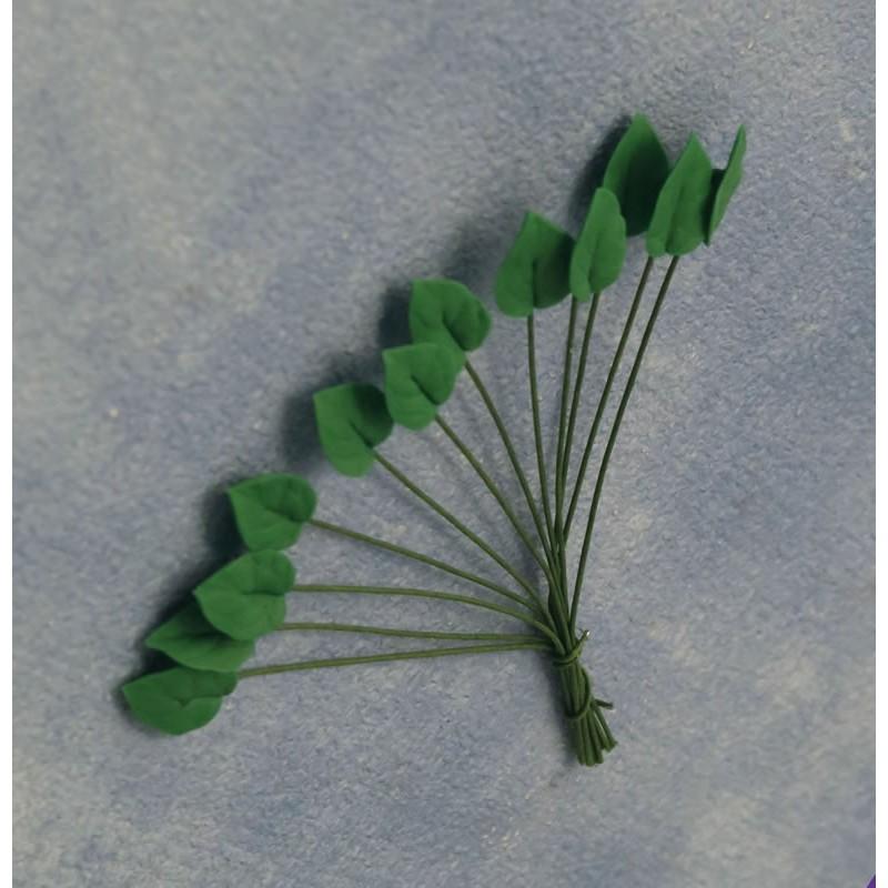 Babettes Miniaturen Single Leaf 12pc